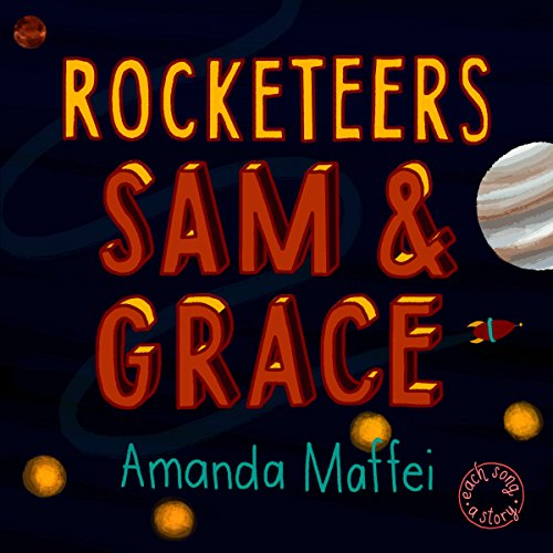 Rocketeers Sam and Grace  By  cover art