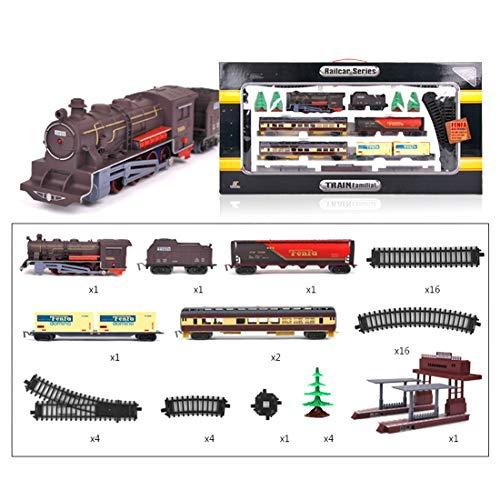 Haunen 1/87 modelo de tren tren tren tren tren tren H0, pequeño...