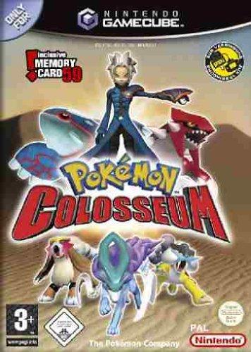 Pokémon Colosseum (inkl. Memory Card 59)