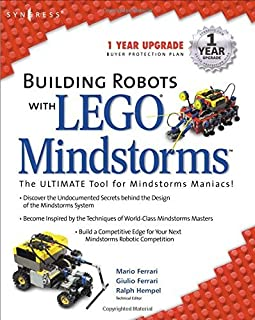 Building Robots With Lego Mindstorms (English Edition)