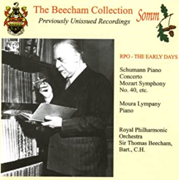 The Beecham Collection: RPO - The Early Days
