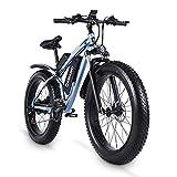 KELKART Vélo Électrique 1000W avec Gros Pneus, Véhicule Tout-Terrain, Batterie Lithium-ION...