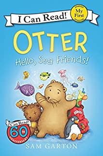 Otter: Hello, Sea Friends! (My First I Can Read)