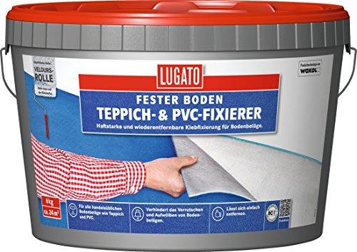 Lugato Teppich- und PVC-Fixierer 6 kg
