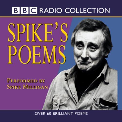 Spike's Poems audiobook cover art