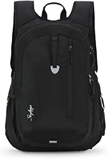 Skybags Fashion Backpacks For Unisex , SBXCP05BLK , Black