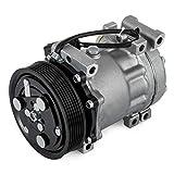 Mophorn CO 4785C (04849040AD) 55055540 Universal Air AC Compressor and Clutch for 96-01 Dodge Dakota Ram Durango 3.9 5.2 5.9 8.0L 1994-2002 4785C A/C Compressor 57553 58553 4849040AD 55055540AC