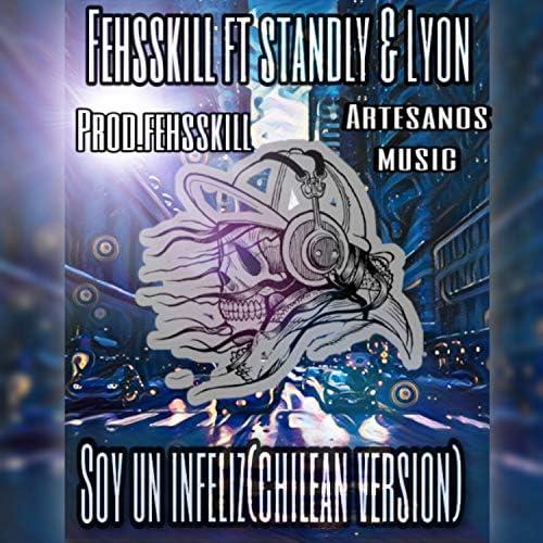 Fehsskill feat. Lyon & Standly