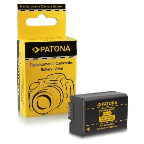 Batería Panasonic DMW-BMB9 E | Leica BP-DC9 E para Panasonic Lumix DMC-FZ40 | DMC-FZ45 | DMC-FZ47 | DMC-FZ48 | DMC-FZ60 | DMC-FZ62 | DMC-FZ70 | DMC-FZ72 | DMC-FZ100 | DMC-FZ150 - Leica V-LUX 2 | V-LUX 3