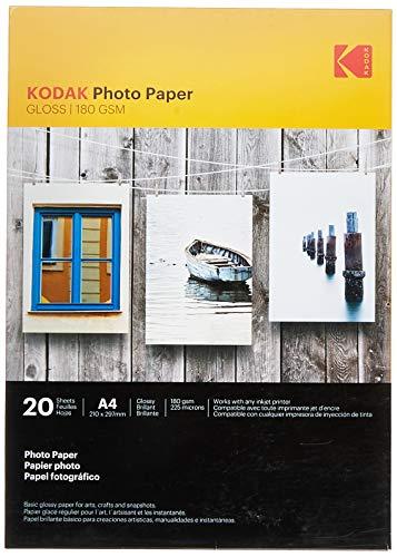 Kodak Photo Papier (180g) DIN A4 20 Blatt