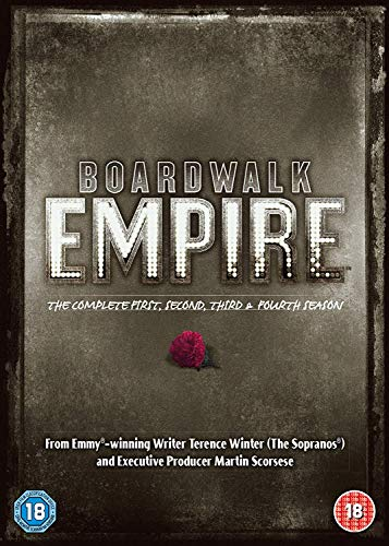 Boardwalk Empire-Seasons 1-4 [DVD-AUDIO]