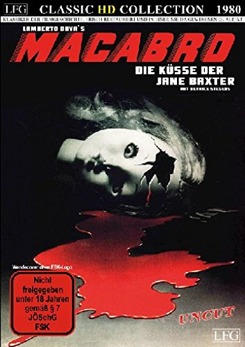 Macabro - Die Küsse der Jane Baxter - Uncut - Classic HD Collection # 3