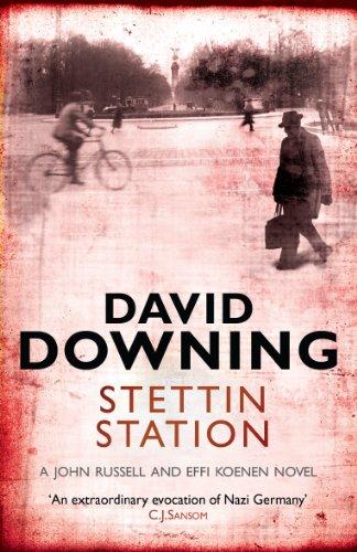 Stettin Station (John Russell series Book 3) (English Edition)