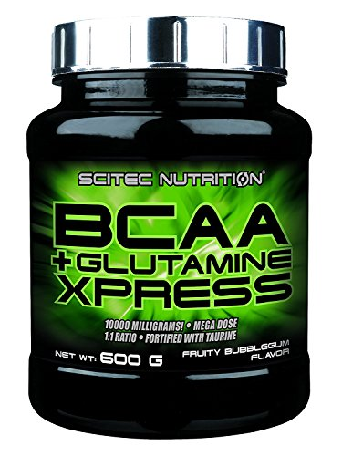 BCAA+Glutamine Xpress 600g Bubble Gum