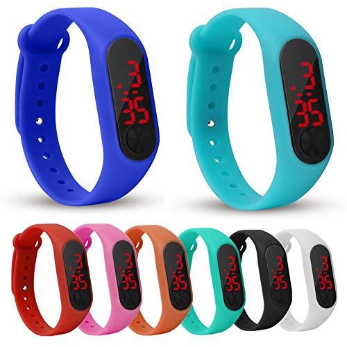 Shivsoft Kids Favorite Birthday Return Gift Set of 6 LED Watch