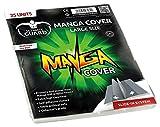 Êltimo Guardia UGD020014 - Manga Covers Schutzeinbände, Grandes, 25 Piezas
