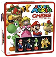 Chess Super Mario Board Game