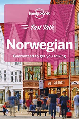 Lonely Planet Fast Talk Norwegian (Phrasebook) [Idioma Inglés]