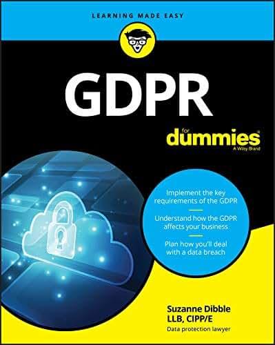 GDPR For Dummies (English Edition)