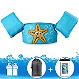 JEVDES Swim Aids for Toddlers, Childrens Swim Vest Float Jacket Buoyancy Swimsuit Swimming