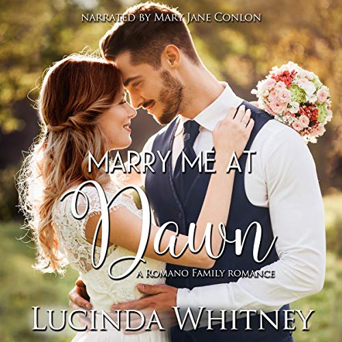 Marry Me at Dawn audiobook cover art