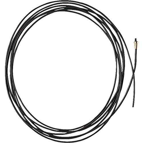Kohlefaserseele für Drahtdurchmesser Ø 0,8 - 1,2mm, extrem flexibel und robust, ideal für alle mittel- bis hochlegierten Schweißzusätze, Größe:3.5 m