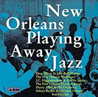 New Orleans Playing Away Jazz