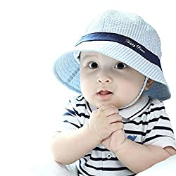 b65ad892b45 Top 10 Best Sun Hats for Babies in 2019 - Reviews