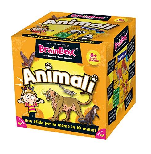 TGO Brain Box Animali