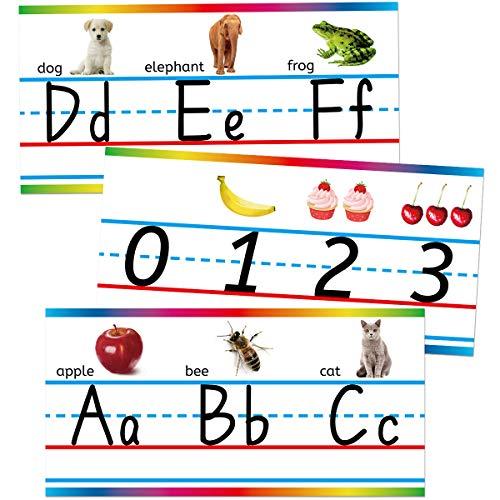 classroom wall numbers - 8