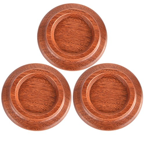 Why Choose Piano Caster Cups Grand Piano Caster Cups Wood coasters Cups Piano Caster Pads for Grand ...
