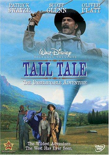 Tall Tale: The Unbelieveable Adventure [DVD] [1995] [Region 1] [US Import] [NTSC]