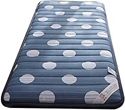 BRDXL01 Bed Mattress 90x200cm Futon MattressTatami Floor Mat,Traditional Japanese Futon Japanese Bed Queen-King Dorm Thin Mattress Topper Washable (Color : Seattle, Size : 90x200cm)