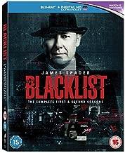 The Blacklist (Seasons 1-2) 12-Disc Box Set ( The Black list - Seasons One & Two ) (Blu-Ray)