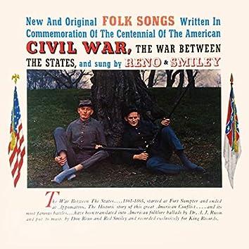 Folk Songs Of The Civil War