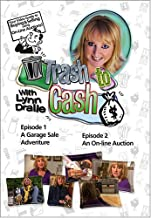 Trash to Cash: Volumes 1-2 - with Lynn Dralle - A Garage Sale Adventure & An Online Auction Adventure