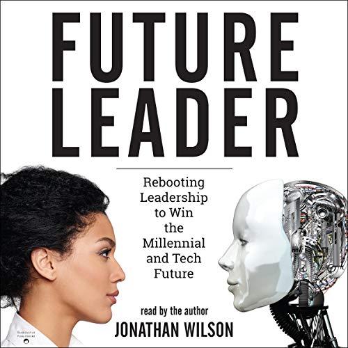 Future Leader audiobook cover art