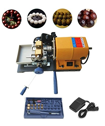 EFK-II Supply High Performance 380W US 110V Pearl Drilling Holing Machine Driller Bead Jewelry Punch Tools