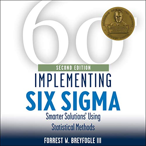 Implementing Six Sigma cover art