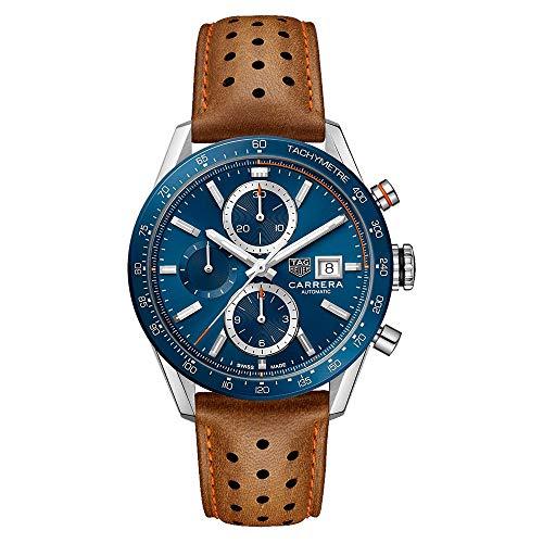 Tag Heuer Carrera Calibre 16 Chronograph 41mm Watch