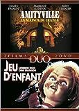 Amityville / Jeu d'enfant - Coffret 2 DVD