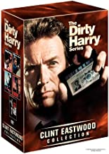 The Dirty Harry Collection (Dirty Harry/Magnum Force/The