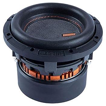 Memphis Audio MJM644 MOJO Series 6.5 Inch 700 Watt RMS 1,400 Watt Peak Dual Subwoofer Vehicle Car Audio System