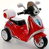 QLHQWE Elegante Stunning New Kind Elektro Trick Kinder Motorrad-Motorrad-elektrische Roller-Fahrrad-Trike Motorrad Can Sit gebührenpflichtige Junge Mädchen Elektrisches Motorrad Tricycle,Blau