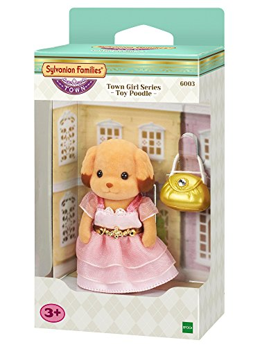 Sylvanian Families - 6004 - Toy-Pudel: Laura Wuschl