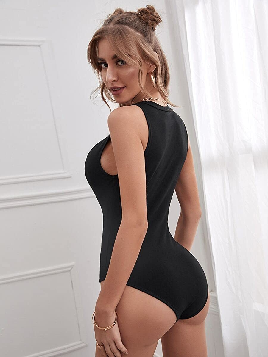 Ruched Presence Fitted Bodysuit, Women Bodysuits