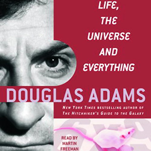Life, the Universe, and Everything cover art