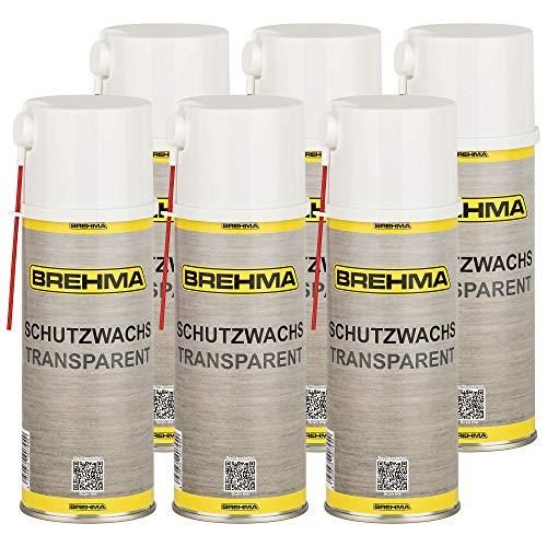 BREHMA 6X Schutzwachs, Konservierung, Korrosionsschutz,