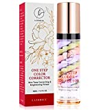 One Step Color Corrector, Makeup Primer Skin Tone Correcting and Brightening Primer, Latorice