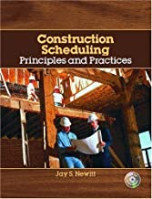 Construction Scheduling: Principles and Practices by Jay S. Newitt (2004-08-26)